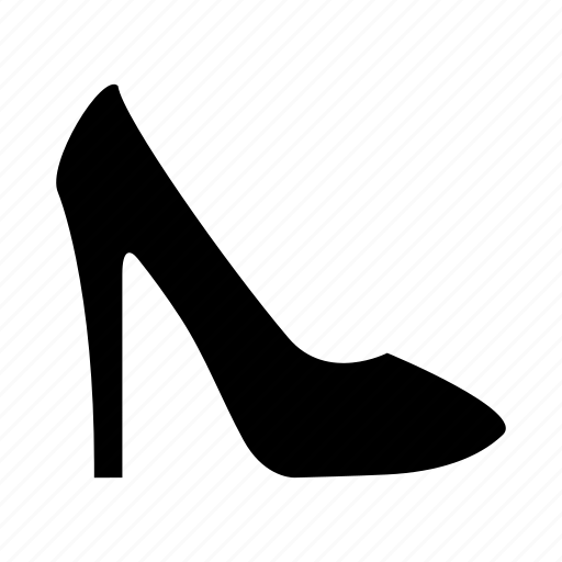 fashion, footwear, heels, high, sandal, shoe, shoes icon
