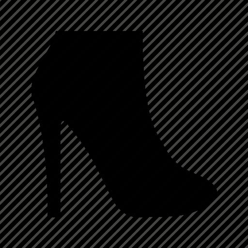 fashion, footwear, heels, high, sandal, shoe, shoes icon