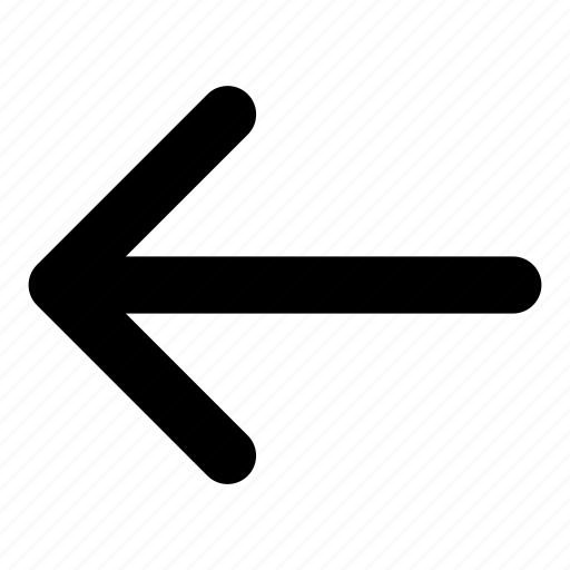 arrows, back, basic, left, r icon