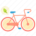 bicycle, ecology, environment, leaf, save, transport, vehicle
