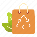 ecology, environment, green, product, recycle, reuse, shopping