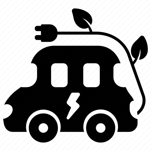 car, clean, ecology, electric, energy, environment, power icon