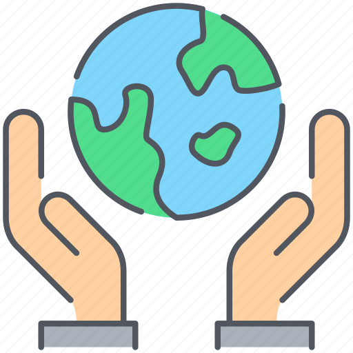 earth, ecology, environment, globe, international, keep, sustainable icon