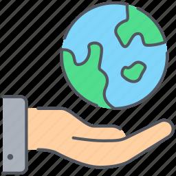 earth, ecology, environment, globe, international, planet, world icon