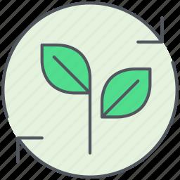 biodegradable, ecology, energy, environment, renewable, sustainable icon