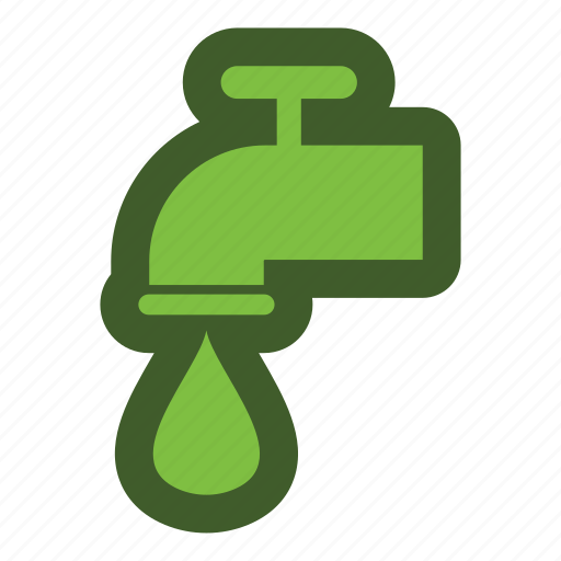 go, green, icon, tap, water icon