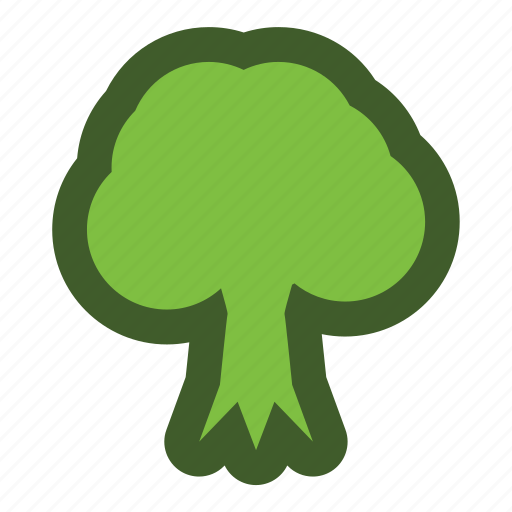 go, green, icon, root, tree icon