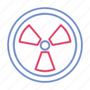 lab, polution, polutions, radiation, science, severtiy, technology icon