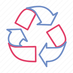 recycle, referesh, reload, severity icon