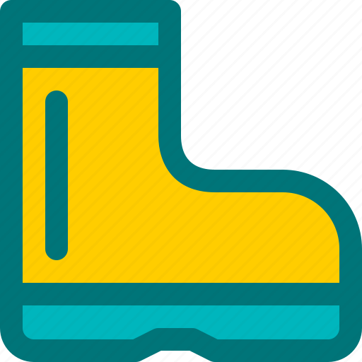 boots, fashion, safety, shoe, work icon