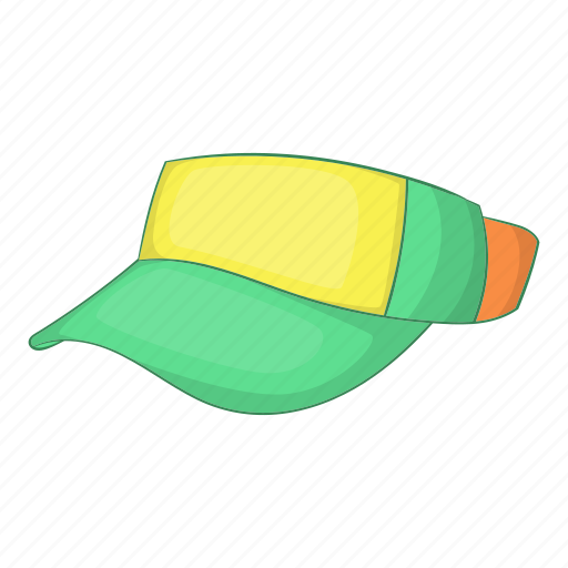 Cap, cartoon, cloth, hat, sign, top, without icon - Download on Iconfinder