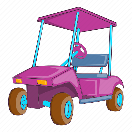 Car, cartoon, energy, fuel, golf, power, sign icon - Download on Iconfinder