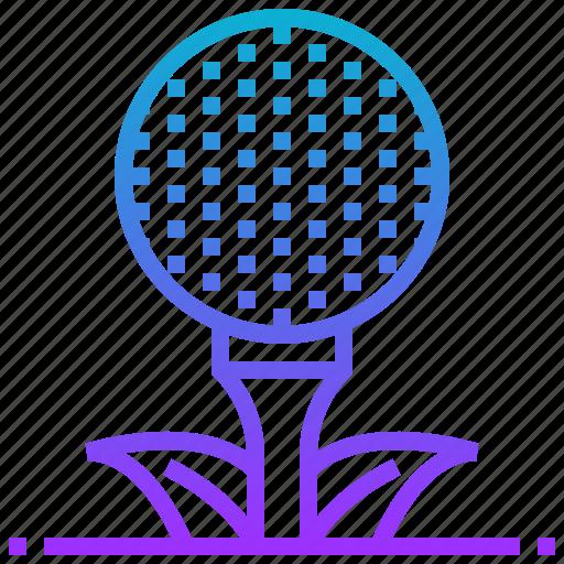 ball, golf, outdoor, sport icon