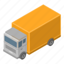 business, car, cartoon, industry, isometric, silhouette, truck