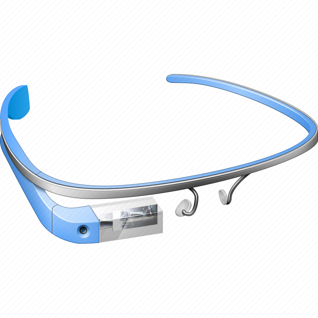 blue, gadget, gglass, glass, glasses, google, google glass, googleglass, gproject, project, sky icon