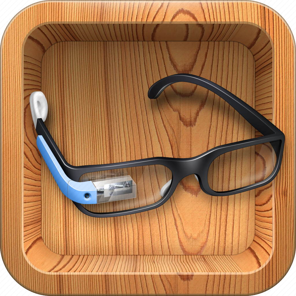 google glass icons by aha soft