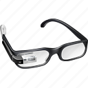 gglass, glasses, google, google glasses, googleglasses, gproject, project icon