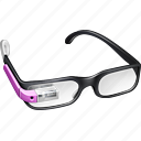 pink, gproject, google, gglass, project, glasses, google project, googleglass, google glass