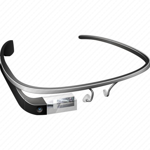 charcoal, gglass, glass, glasses, google, google glasses, googleglasses, gproject, project icon