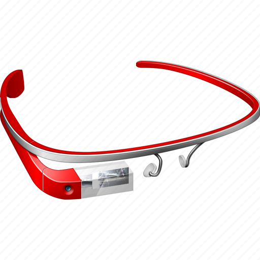 gadget, gglass, glass, glasses, google, google glass, google project, googleglass, gproject, ok glass, project, red icon