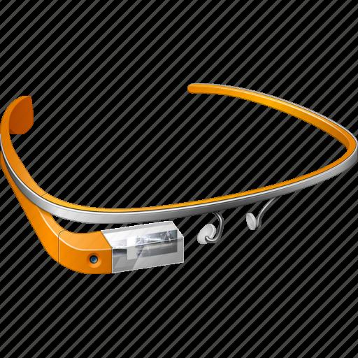 explore, gglass, glass, glasses, google, google glass, googleglass, gproject, project, tangerine, view, zoom icon