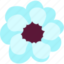 amenome, decoration, floral, flower, nature, plant icon