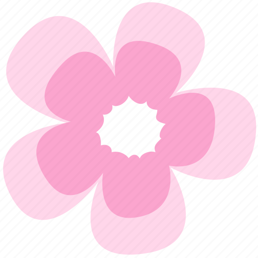 decoration, floral, flower, geranium, nature icon