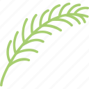 decoration, floral, leaf, nature icon