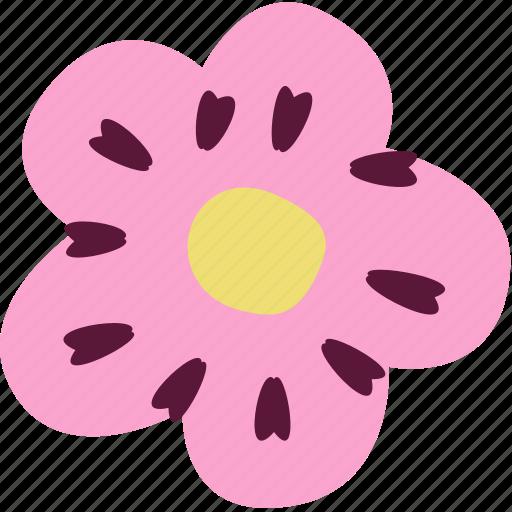 decoration, floral, flower, nature, pipsissewa icon