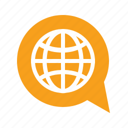 foreign, global, idiom, international, language, multilingual, polyglot, speech icon