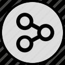 data, file, photo, share icon
