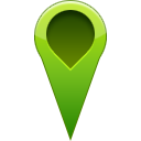 location, pin