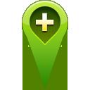 add, location, pin
