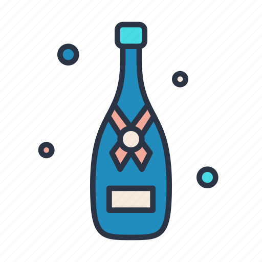beer, beverage, champagne, cheers, glasses icon