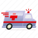 ambulance, emergency, hospital, transportation, vehicle
