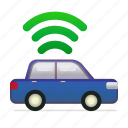 car, transport, transportation, vehicle, wifi, wifisignal