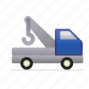 tow, towing, towtruckvehicle, transport, transportation