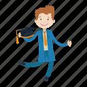 graduation, kid, student, university icon