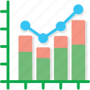 business, chart, diagram, graph icon