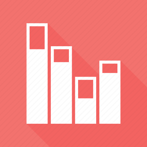 bar, bar chart, business, chart, graph icon