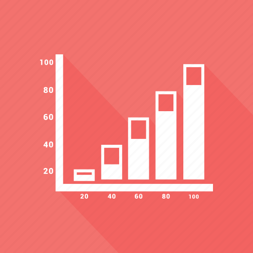 analytics, business, chart, graph, growth bar, infographic icon