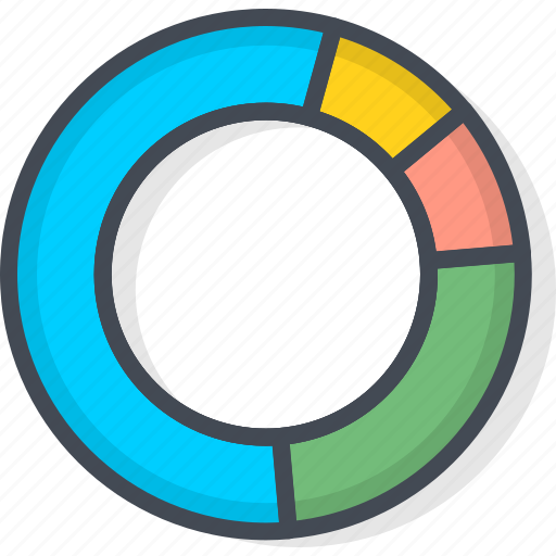 Business, chart, diagram, filled, graph, outline icon - Download on Iconfinder