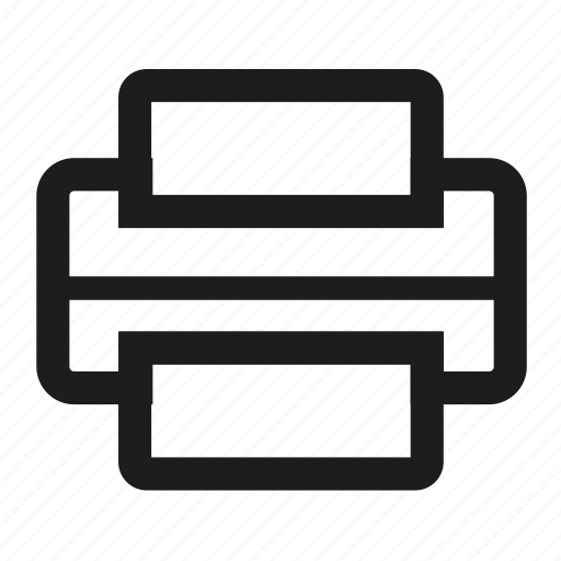 graphic, industry, print, printer, printing icon