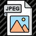 image, file, jpeg, format