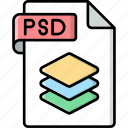 psd, file, format