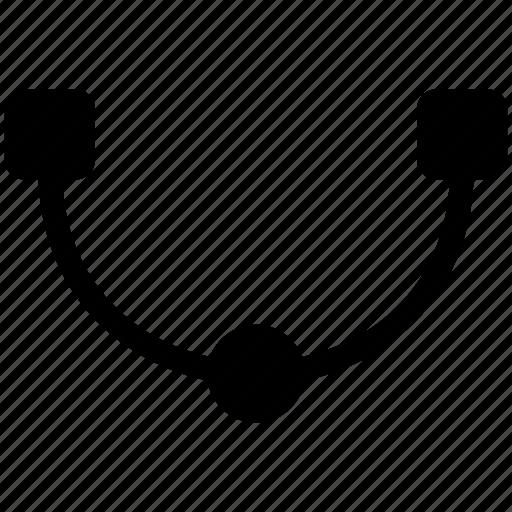 arc, arc tool, draw arc, path tool icon