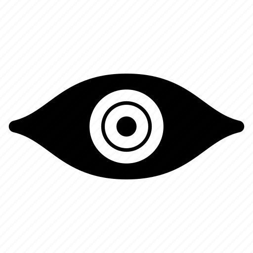 Eye, show, sight, view icon - Download on Iconfinder