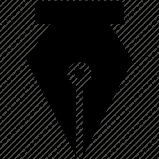 design tool, paint, pen, pen tool icon