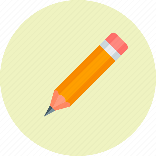 draw, equipment, graphic, make notes, pencil, tool, write icon
