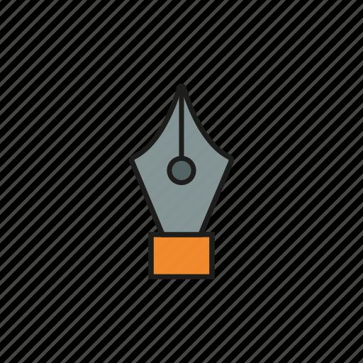 design, graphic, pen, pen icon, vector pen icon